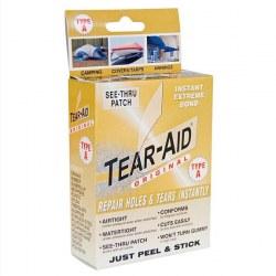 Parche Reparador Tear-Aid, Tipo A Tela