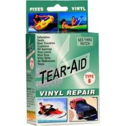 Parche Reparador Tear-Aid, Tipo B Vinilo