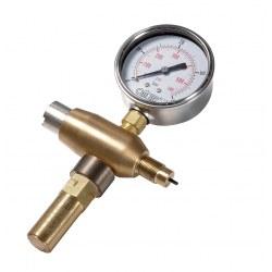 Manómetro control presión fusil Omer
