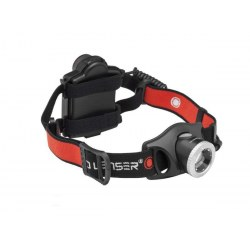 Linterna Frontal Led Lenser H7R.2 Recargable