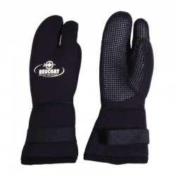 Guantes Beuchat 3 dedos