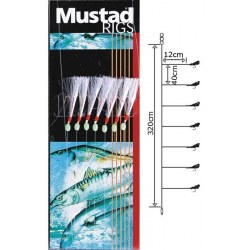 Bajo Mar Mustad T83 Flash 7A num 2