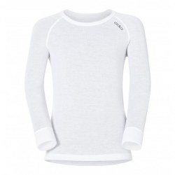 Camiseta Térmica interior Odlo Blanco Mujer