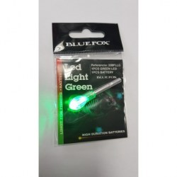 Led Light Green Blue Fox