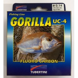 Fluorocarbono Gorilla UC-4 150M