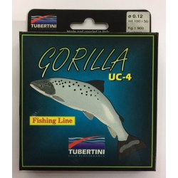 Nylon Gorilla UC-4 NEGRO 150MM