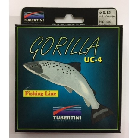 Nylon Gorilla UC-4 NEGRO 350MM