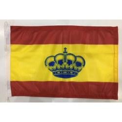 Bandera España s/corona