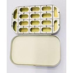 Caja Aluminio 16WR