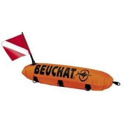 Boya Beuchat torpedo doble cubierta