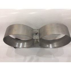 Aro Bibotella acero inox  (unidad) 6cm