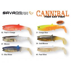 Vinilos Savage Gear LG Cannibal
