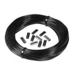 25Mt. Monofilamento Omer nylon dia1.6mm+20 remaches Omer