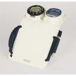 Pizarra Uwatec con compass y profundímetro digital