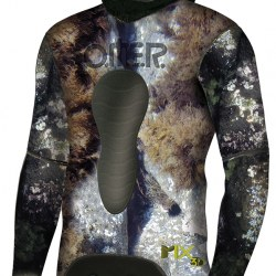 Chaqueta Omer Mix 3D 7mm