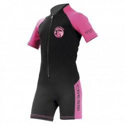 Shorty Cressi Little Shark 2mm Rosa