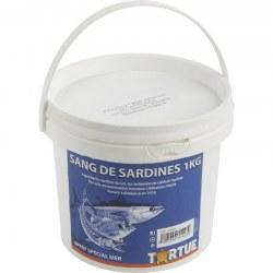 SANG DE SARDINES 1KG TORTUE