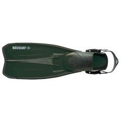 Barbatanas Beuchat X-Jet ajustáveis