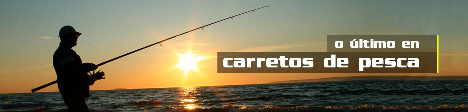 Carretos de pesca